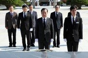 """김병준 """"보수집단 중심성 강화…태극기, 선 그을 문제 아냐"""""""