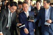 '사법농단' 임종헌, 세번째 검찰 출석…나흘새 줄소환