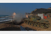 """육군총장 """"노후 전차 M-48, 도태시키는 방향 추진"""""""