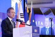 文대통령 국정지지도 상승세 꺾여…3%p 하락한 62%