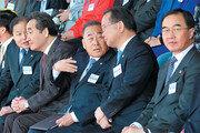 이북도민 체육대회 찾아간 이낙연 총리-장관들