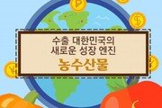 [카드뉴스]수출 대한민국의 새로운 성장 엔진 농수산물