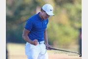 '괴물' 챔프, 갓 데뷔한 PGA 투어에서도 챔프 등극