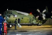 공군, '사이판 고립' 799명 긴급이송 임무완료…31일 복귀