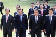 文의장-5당 대표, 5일 초월회 회동…예산·민생법안 논의