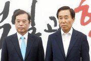 """한국당 최병길 """"친박·탈당파, 12월 원내대표 경선에 출마 하지마라"""""""