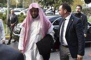 터키 파견된 사우디 조사팀, 조사 협조않고 증거 제거 몰두