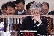 """강경화 장관 """"北, 美측에 일정 분주하니 회담 연기 설명"""""""