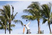 최운정, 블루베이 LPGA 둘째날 단독 5위…선두와 5타 차