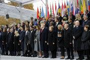 1차 세계대전 종전 100주년 기념식, 66국 정상 파리에 모여