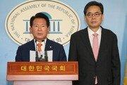 """한국당 """"한유총 로비 의혹 명예훼손…박용진 법적조치"""""""