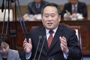 [송홍근 기자의 우아한]'냉면, 목구멍' 발언 리선권은 '남조선부' 기자 출신