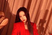 EXID 솔지, 물오른 미모…'완전체' 컴백 앞두고 기대감↑