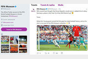 'FIFA 박물관 전시' 김영권의 독일전 유니폼, FIFA가 콕 찍었다!
