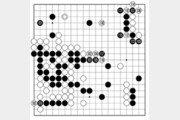 [바둑]알파고 vs 알파고 특선보… 혼신의 반격