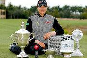 '새가슴'에서 그 누구도 못 이룬 'LPGA 전관왕'으로, 개인타이틀 5개 휩쓴 쭈타누깐