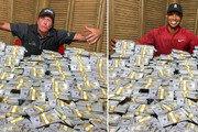 """""""다 쓸어갈거야"""" 미컬슨-우즈 24일 900만 달러의 대결"""