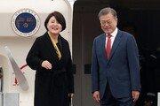 'G20 순방' 文대통령, 체코 도착…5박8일 강행군 돌입
