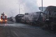 中 허베이성 화학공장 인근서 폭발사고…22명 사망