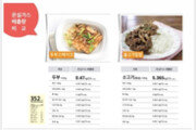 두부스테이크 덮밥 vs  불고기 덮밥, 이산화탄소 배출량 11배 차이