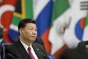 """[속보]시진핑 """"미-중 두 나라는 세계평화와 번영의 책임 져야"""""""