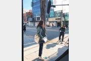 """배우 박한별, 출산 8개월 만에 활동 재개…""""체감온도 -11도, 첫 촬영"""""""