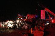 중국 후난성 고속도로서 22중 추돌사고…23명 사상