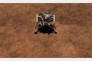'화성의 바람소리' 최초로 듣다…美 무인 착륙선 인사이트 최초 공개