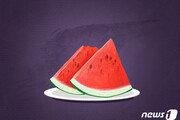 꿀꺽 꿀꺽 꿀꺽 '헉'…수박 먹다 질식사