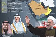 사우디의 'GCC 초청' 거부한 카타르 국왕…걸프협력회의 탈퇴 수순?