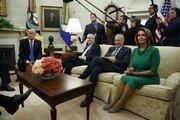 국경장벽 예산 합의 이룰까…트럼프-민주 지도부, 11일 회동