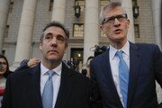 美 법원, 트럼프 개인변호사 코언에 징역 3년형 선고