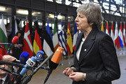"""EU, 메이 총리 요구 '거절'…""""노딜브렉시트 대비 강화할 것"""""""