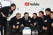 與 유튜브 '씀' 한달만에 1.7만 구독…보수채널 '아성' 넘나