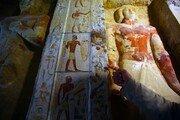 이집트 기자에서 4400년된 온전한 피라미드 발견