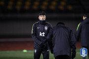 옥석가리기 중인 벤투호, 연습경기서 U-23 대표팀에 승리