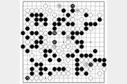 [바둑]알파고 vs 알파고 특선보… 두 번째 주춤거린 흑