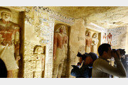 모습 드러낸 4400년前 이집트 사제 무덤