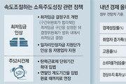 작년 10차례 등장 '소득성장' 올해는 1번뿐