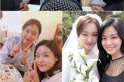 '니가알던' 설현, 친언니 첫 공개 '붕어빵 자매'
