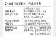 """""""3기 신도시, 걷기 좋은 스마트시티로"""""""