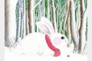 [그림책 한조각]눈 오는 날, 토끼를 만났어요
