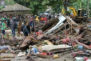 인도네시아 휴양지 덮친 쓰나미… 최소 222명 사망