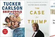"""""""읽을 시간 없지만 추천한다"""" 트럼프가 꼽은 2018년 10권의 책은?"""
