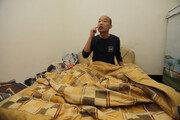 대만 가오슝 시장, '청과시장서 하룻밤 자겠다'는 공약 지켜