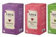 나에게 주는 향기로운 선물… 프리미엄 홍차 브랜드 동서식품 '타라(Tarra)'
