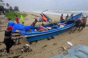 태국 남부에 열대성 폭풍 '파북' 상륙…당국 비상
