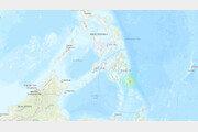 """필리핀 남부 민다나오서 규모 5.4 지진…""""아직 피해 보고 없어"""""""