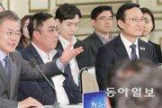 """文대통령 """"남북경협 재개되면 중기벤처도 많이 진출하게 될것"""""""