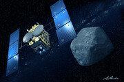 """日 JAXA """"하야부사2, 2월 후반쯤 소행성 류구 착륙 시도"""""""
